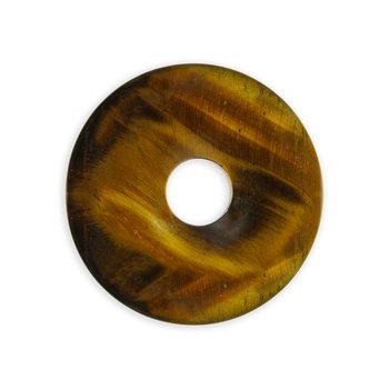 Donut Tigerauge 40mm